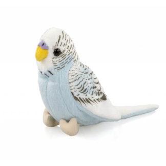 Gyönyörű hullámos papagáj plüssfigura