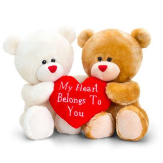 Szerelmes és Valentin napi plüssök