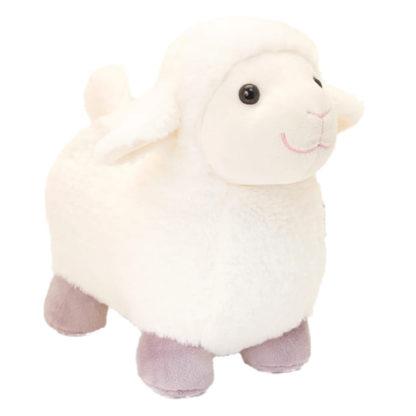 cuki plüss bárányka 30 cm