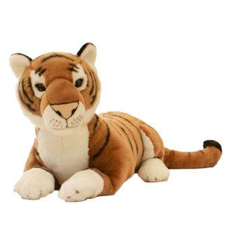 Gyönyörű és nagy tigris plüssjáték
