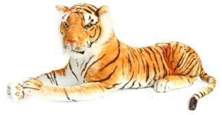 Óriás tigris plüssfigura 105 cm