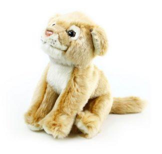 plüss oroszlán lány