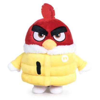 Angry birds Piros (Red) plüssfigura