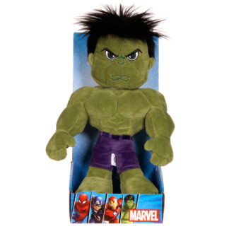 Marvel figurák plüss hulk