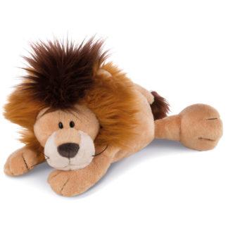 Fekvő plüss oroszlán a Nici-től 30 cm