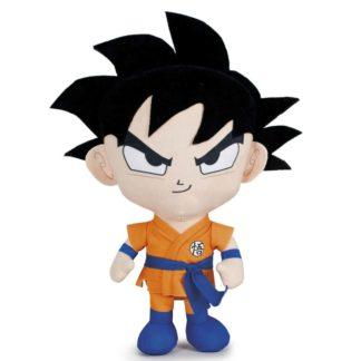 Plüss Son Goku figura