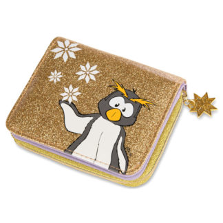 Pingvin mintás Nici pénztárca