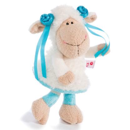 Nici Jolly bárány plüssfigura hajszalaggal