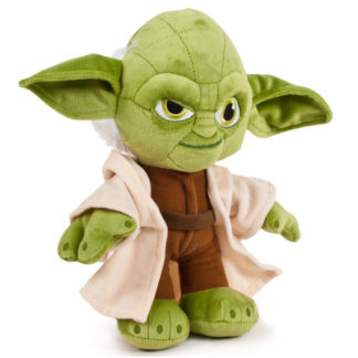 Plüss Yoda mester figura