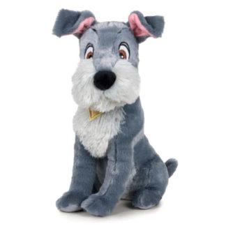 Tekergő plüss kutya a Disney-től