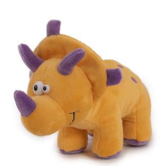 Cuki Triceratops plüss dinó piciknek