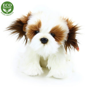 Shih-tzu plüss kutya