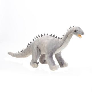 Nagy Diplodocus plüss dinoszaurusz 60 cm