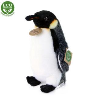 Élethű plüss császárpingvin